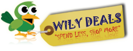 Wily Deals - Greatest Coupon Codes and Discounts on Earth!