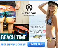Latest Altrec Outdoor Deals!