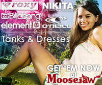 Latest MooseJaw Deals!